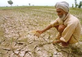 बदहाली में जीते किसान