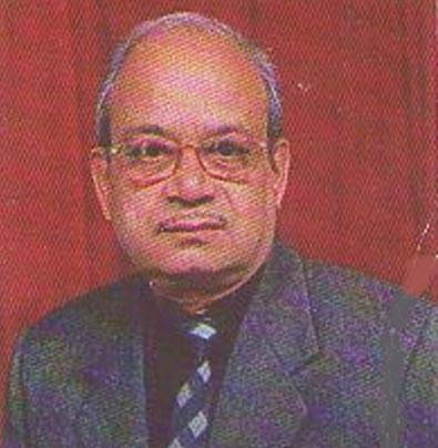 आर.के. पाण्डेय जी 'उपाध्यक्ष' – लखनऊ