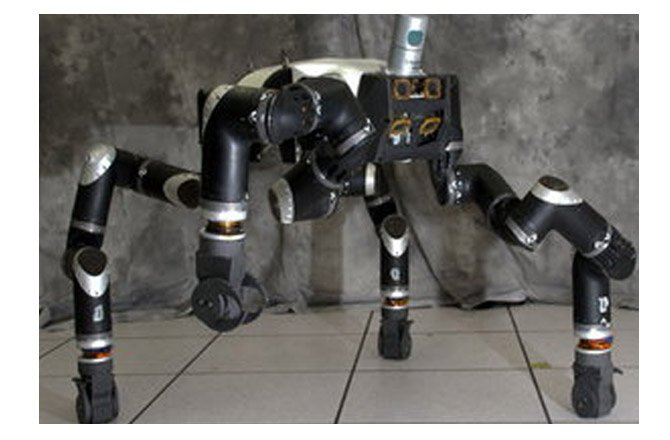 नासा ने बनाया रोबोट, आपदा में करेगा मदद