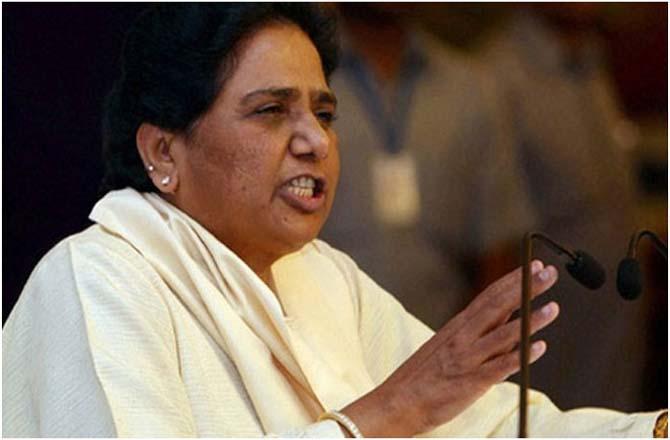 कन्हैया की गिरफ्तारी राजनीतिक साजिश का हिस्सा-माया