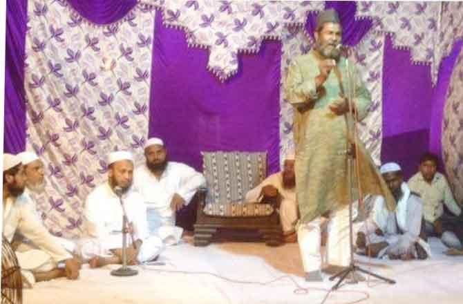 मुस्लिम समाज शिक्षा को बढ़ावा दे : रज़्ज़ाकी
