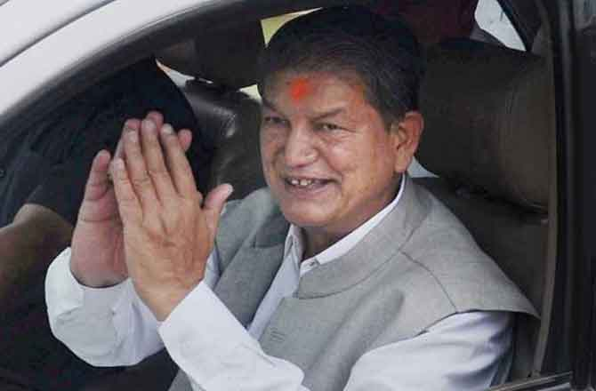 हरीश रावत फिर बने मुख्यमंत्री, भाजपा खेमे में निराशा