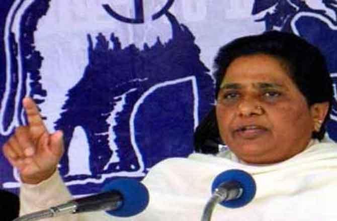 उत्तर प्रदेश में बसपा सरकार बनी तो गुंडे होंगे जेल में : मायावती