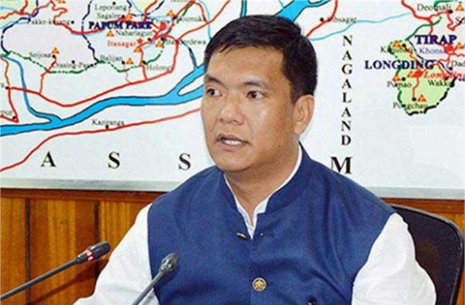 अरुणाचल में कांग्रेस को बड़ा झटका, CM पेमा ने 46 विधायकों के साथ छोड़ी पार्टी