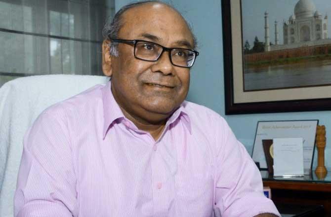 उ.प्र.मुख्य सचिव की कुर्सी पर राहुल भटनागर की ताजपोशी