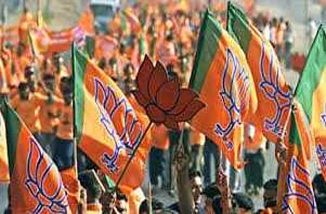 भाजपा ने 184 उम्मीदवारों का किया एलान
