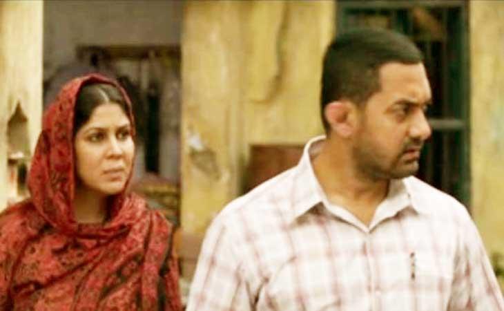 साक्षी के फिल्म करना सपने के सच होने जैसा -आमिर