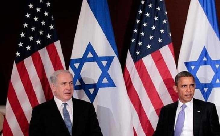 अमरीका ने नहीं दिया इजरायल का साथ