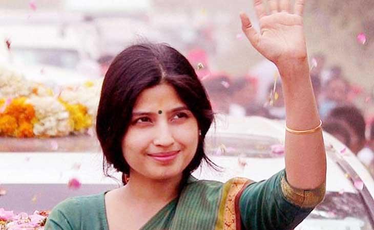डिंपल ने बताया 'कसाब' नया मतलब पी एम मोदी पर किया वार