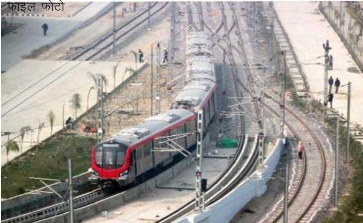 दस लाख की आबादी वाले शहरों में भी दौड़ेगी मेट्रो