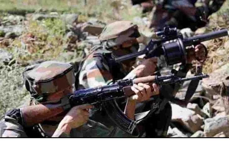 LoC पर पाक सेना ने दागे मोर्टार, सात से ज्यादा गांवों को बनाया निशाना