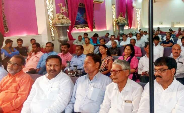 "बौद्धिक संघ सम्मेलन ""  एच एल एस कालेज, देवमनपुर, घाटमपुर में 28 को"