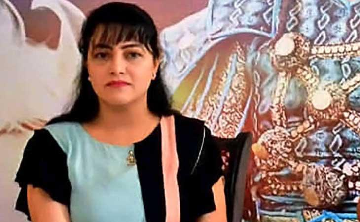 मिल गयी हनीप्रीत डेरा समर्थक महिला ने कई दिन बठिंडा में रखा: पुलिस