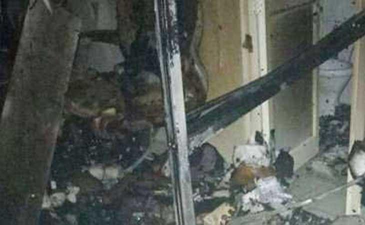 एलडीए के चौथी मंजिल में लगी आग कहीं घोटालों की फाइलों को नष्ट करने का कुचक्र तो नहीं ?