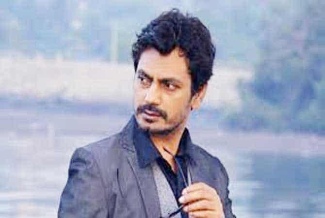 फ़िल्म स्टार नवाजुद्दीन सिद्दीकी ने मुज़फ्फरनगर में किया मतदान