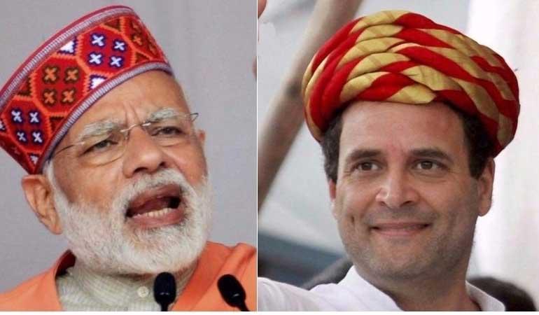 सर्वे- गुजरात में भाजपा  को कांग्रेस देगी कड़ी टक्कर पढ़िए किसे कितनी मिलेंगी सीटें