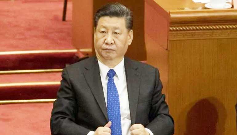 चीन में  शी जिनफिंग का आजीवन चीनी राष्ट्रपति बनना लगभग तय