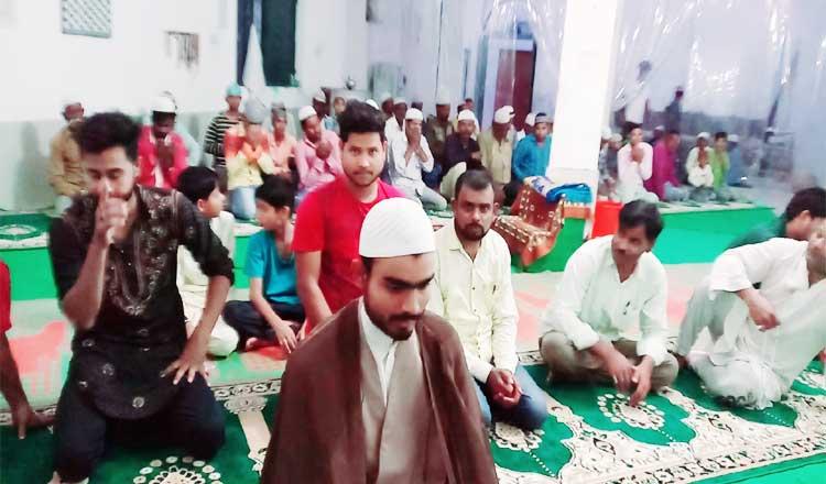 शिया-सुन्नी एकता की मिसाल पेश करती चंदियामऊ की मस्जिद
