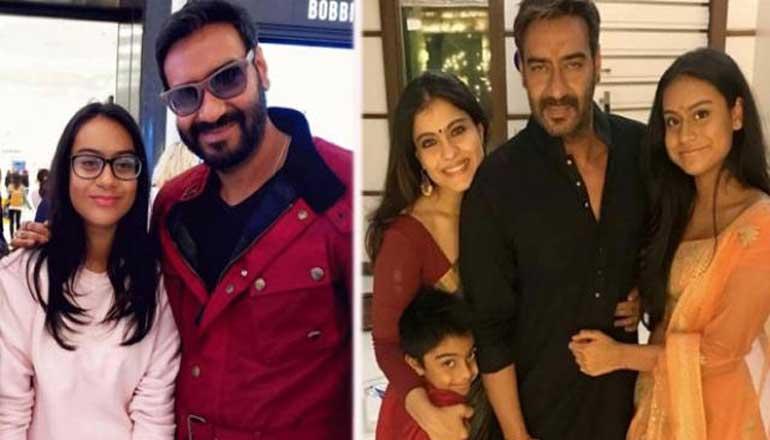 एक्टिंग नहीं बल्कि ये करना चाहती हैं अजय-काजोल की बेटी न्यासा