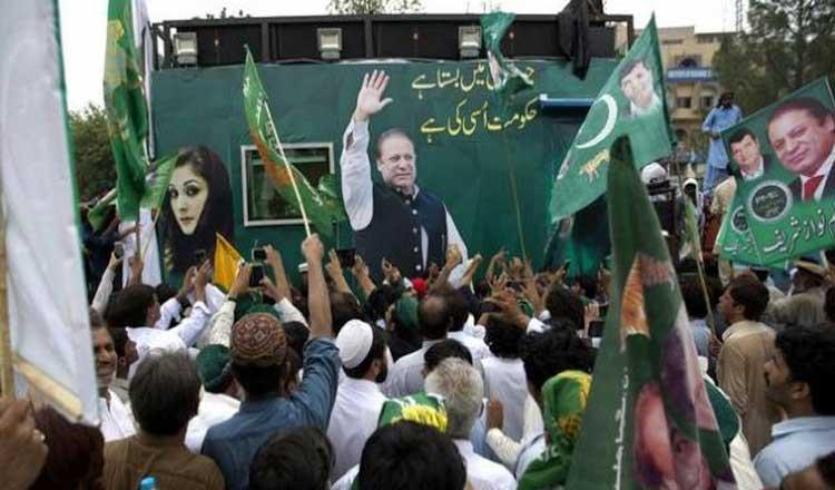 पाकिस्तान में 25 जुलाई को आम चुनाव