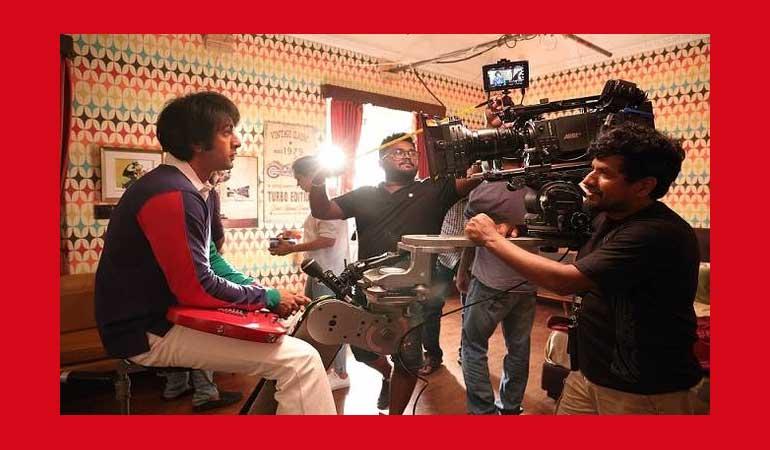रणबीर कपूर ने ''संजू'' में शानदार काम किया है: रवि वर्मन