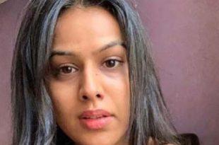 निया शर्मा का हैंडबैग उनकी कार से चोरी