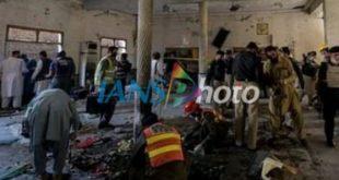 पाकिस्तान : पेशावर मदरसा विस्फोट मामले में 55 गिरफ्तार