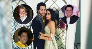 Amitabh Bachchan & Family, Govinda Not Invited For Varun Dhawan, Natasha  Dalal's Wedding; Father David Dhawan Having Sleepless Nights? -  PressboltNews