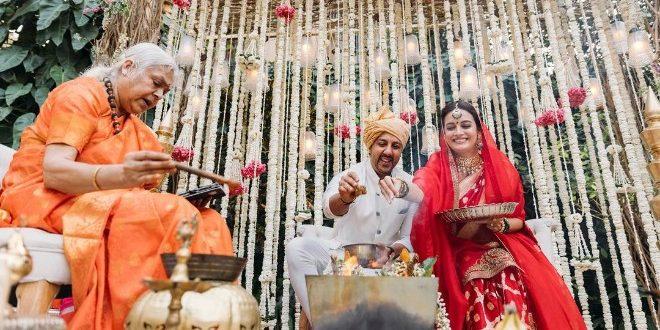 महिला पंडित ने कराई दीया मिर्जा और वैभव की शादी! नहीं हुई कन्यादान और विदाई की रस्म