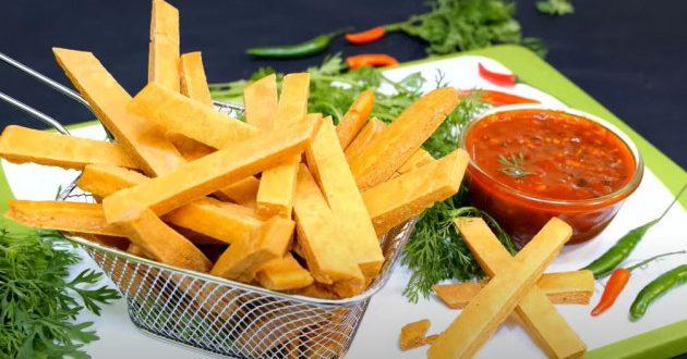 Snacks: बेसन से बनाएं क्रिस्पी फ्रेंच फ्राइज, 15 दिन तक उठाएं लुत्फ