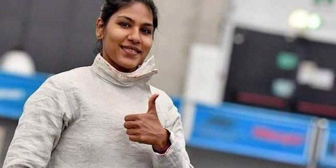 रचा इतिहास, ओलंपिक का टिकट हासिल करने वाली पहली भारतीय तलवारबाज बनीं भवानी देवी