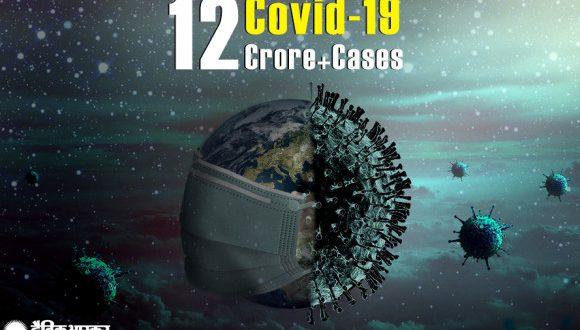 Coronavirus world: कोरोना का कहर बरकरार, 27.5 लाख से अधिक की मौत, 12.53 करोड़ से अधिक संक्रमित