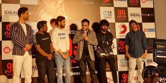 सिंगर ए आर रहमान बने फिल्म निर्माता, मणिरत्नम को दिया क्रेडिट