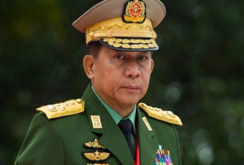 म्यांमार : सेना प्रमुख तख्तापलट के बाद पहली बार करेंगे विदेश का दौरा