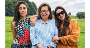 Kareena and Karisma Kapoor share throwback pics to wish mom Babita: Happy  birthday Queen