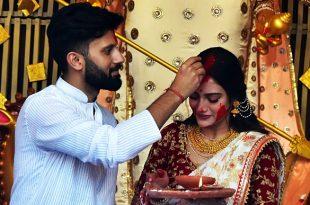 नुसरत जहां ने अपनी टूटती शादी पर दिया बयान, बोलीं- भारत में निखिल से शादी