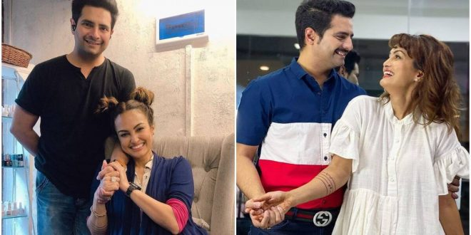 Nisha Rawal accuses Karan Mehra of having an affair, says he used to hit  her   Entertainment News,The Indian Express