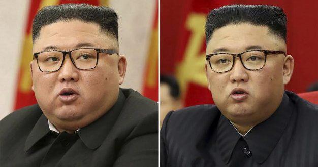 क्या बीमार है नॉर्थ कोरिया का तानाशाह किम जोंग उन? नई तस्वीरों ने बढ़ाई अटकले - bhaskarhindi.com