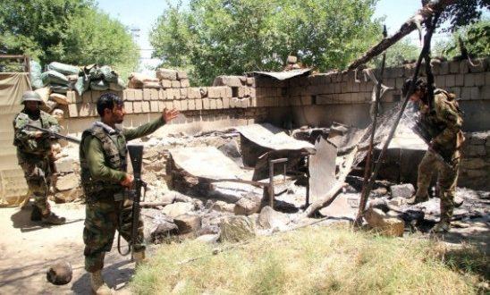 अफगानिस्तान ने 24 घंटे में  मार गिराए सौ से ज्यादा आतंकवादी - bhaskarhindi.com