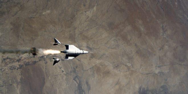 Space Tourism: वर्जिन गेलेक्टिक को कस्टमरों को स्पेस यात्रा कराने के लिए FAA का अप्रूवल, क्या जेफ बेजोस की फ्लाइट को हरा पाएंगे रिचर्ड ब्रैनसन? - bhaskarhindi.com