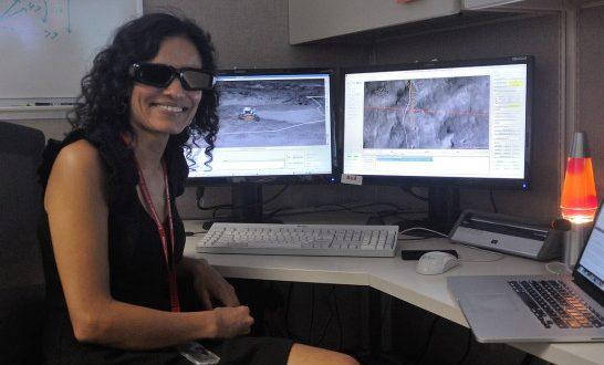 भारतीय मूल की वंदी वर्मा ने मंगल ग्रह पर पर्सेवरेंस रोवर चलाया, बोलीं- यह अविश्वसनीय है - bhaskarhindi.com