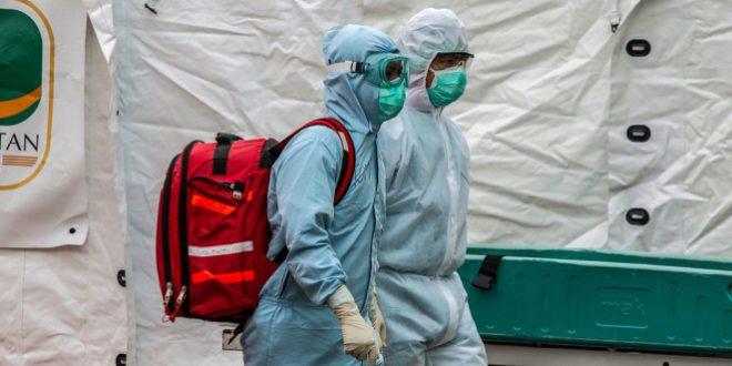 इण्डोनेशिया: टीकाकरण की 'धीमी रफ़्तार व वैश्विक एकजुटता के अभाव' से गहराया कोविड संकट - bhaskarhindi.com