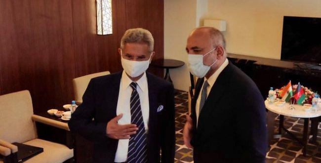 अफगानिस्तान के क्षेत्रों पर तालिबान के तेजी से नियंत्रण के बीच दुशान्बे पहुंचे जयशंकर,  SCO मीट से पहले अफगान समकक्ष से मुलाकात की - bhaskarhindi.com