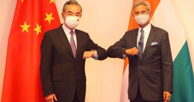SCO Meeting: चीन के विदेश मंत्री से मिले एस जयशंकर, कहा- LAC पर यथास्थिति का एकतरफा बदलाव अस्वीकार्य - bhaskarhindi.com