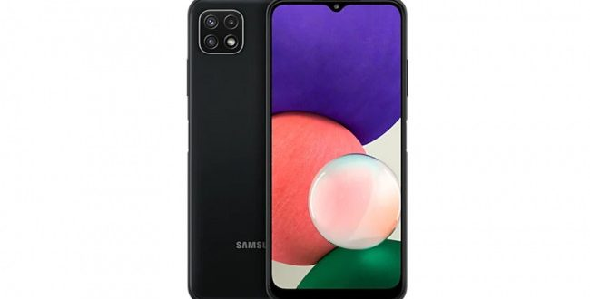 Samsung Galaxy A22 5G स्मार्टफोन हुआ लॉन्च, शुरुआती कीमत 19,999 रुपए