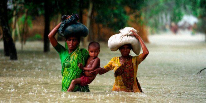 जलवायु संकट: अग्रिम मोर्चे वाले देशों के लिये समय बीता जा रहा है - bhaskarhindi.com